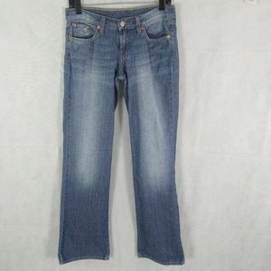 Lucky Brand Dungarees KAM Flare Jeans